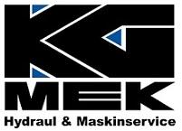 KG Mekaniska AB - KG Gripen - Drill Master - KG Rock Drill System Logo